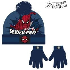set caciula si fular disney spiderman