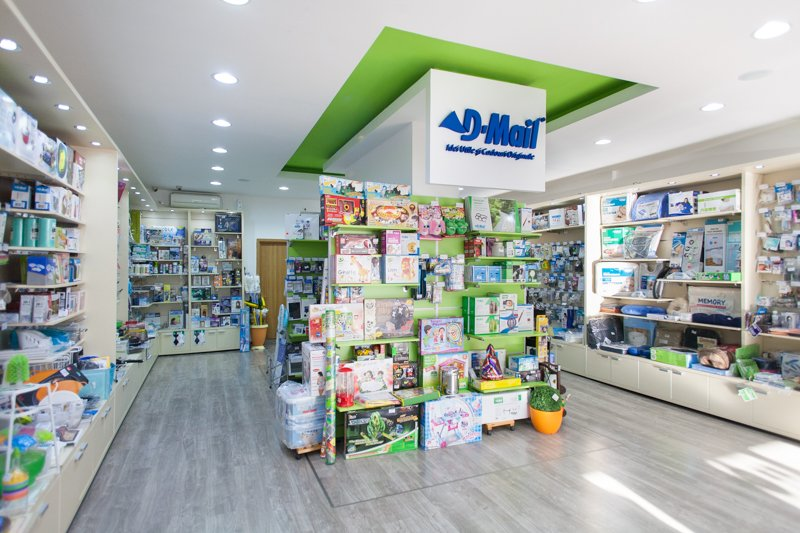 Magazin D-Mail Shop
